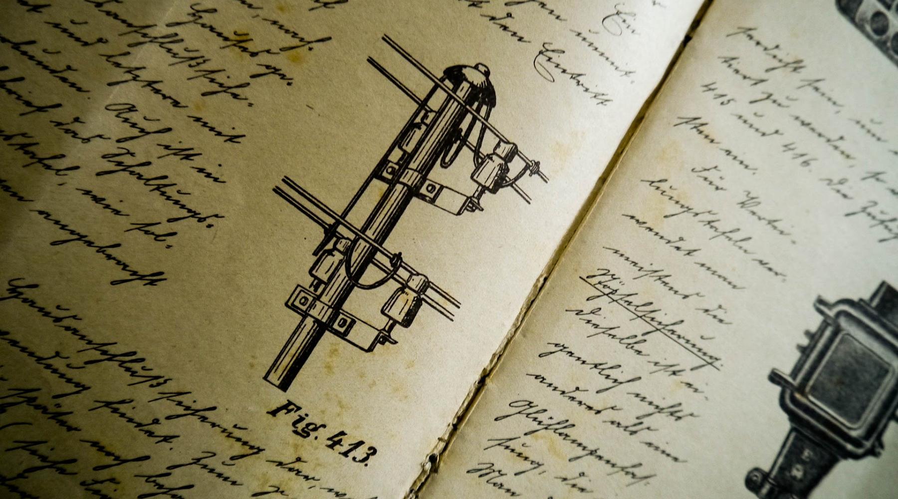 altes Elektriker Buch aus Germering